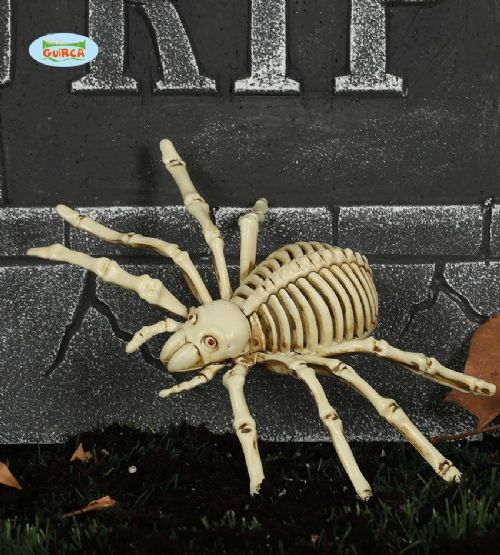 Spider Skeleton 24cm Halloween Party Decoration Insect Bug Costume Accessory